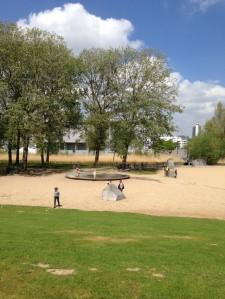 Locatie Grijze Jagerfeest - Zuiderpark