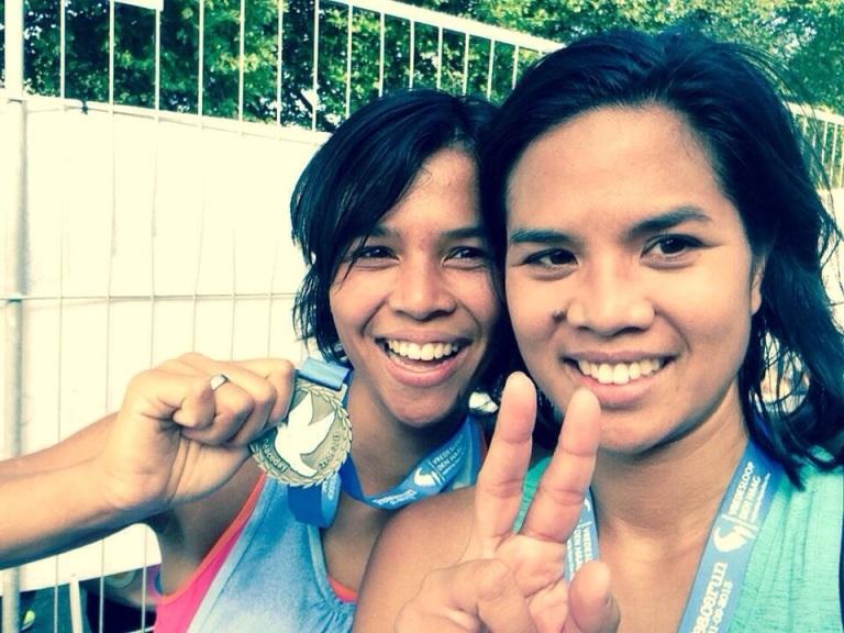 Running Sisters @ Vredesloop
