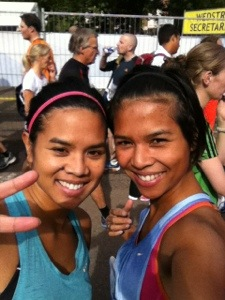 Running Sisters Ready 2 Rock