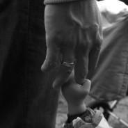 Vrijdag: De vertedering van een babyhandje