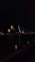 T - 2: Rennen in Rotterdam by night is AWESOMe