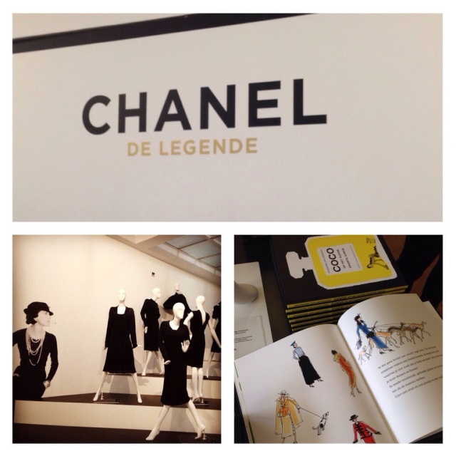 Collage Chanel de Legende