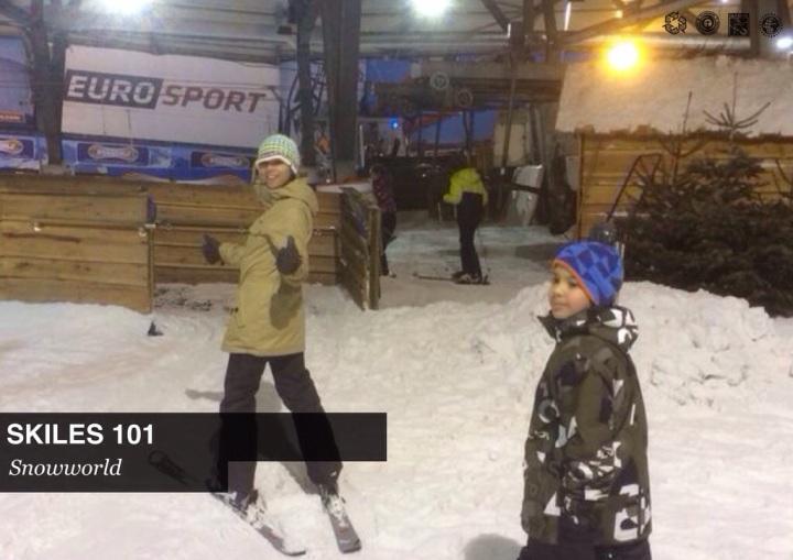 Skiles Snowworld Zoetermeer