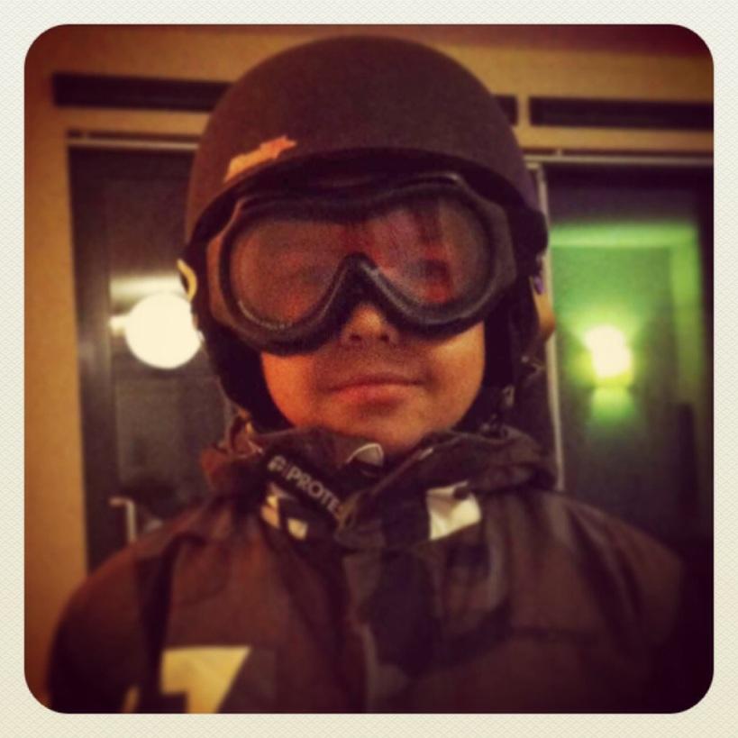 Wintersportgear for kids