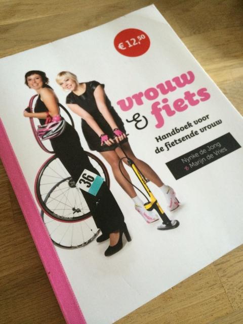 Vrouw en Fiets - handboek voor fietsende vrouwen