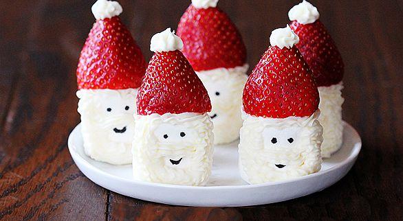 Kabouter Aardbeien en Marshmellow Traktatie