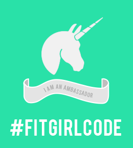 Fitgirlcode ambassador