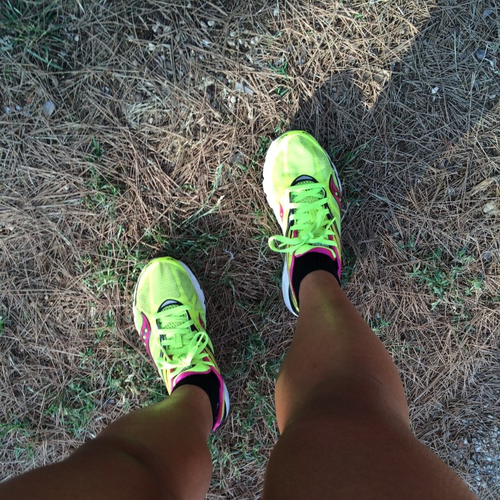 Trailrunning with Saucony Kinvara4