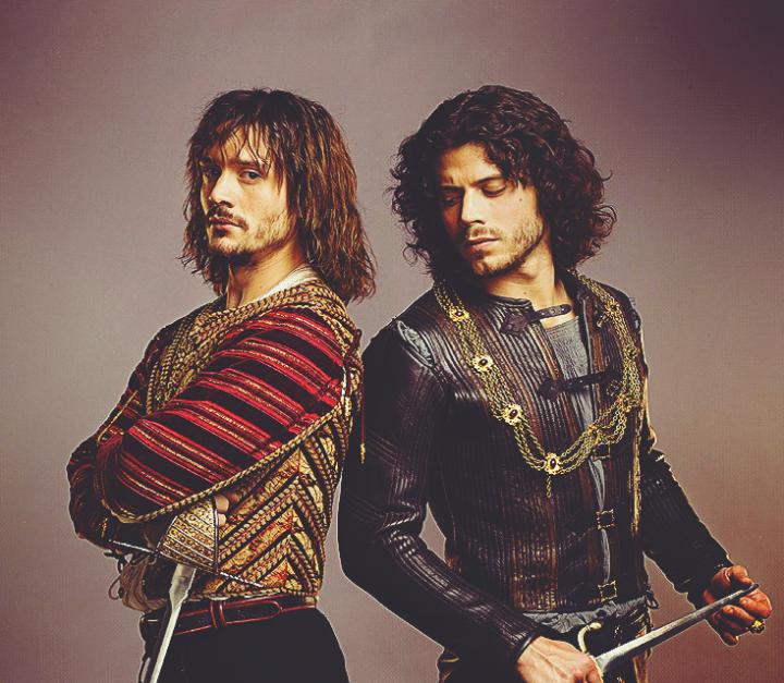 Juan en Cesare Borgia