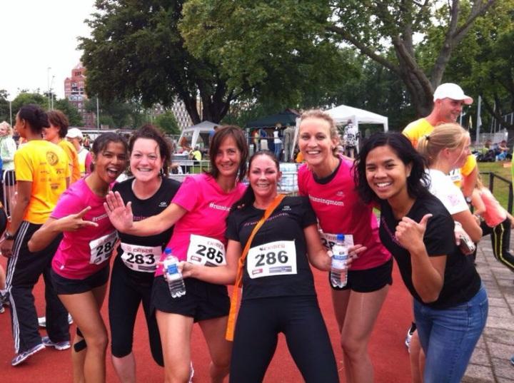 Runningmoms Rotterdam Ekiden