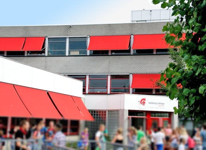 Walburg-college-Zwijndrecht