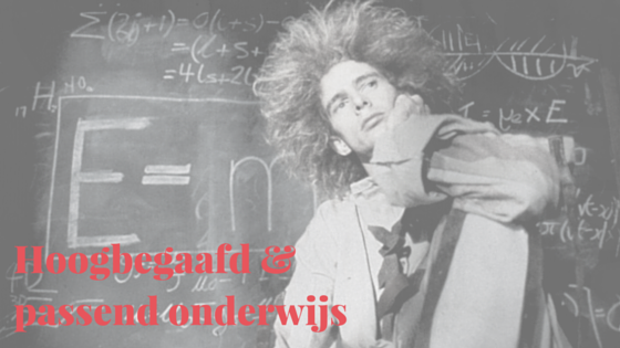 Young Einstein blog titel
