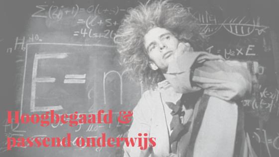 Young Einstein blog titel