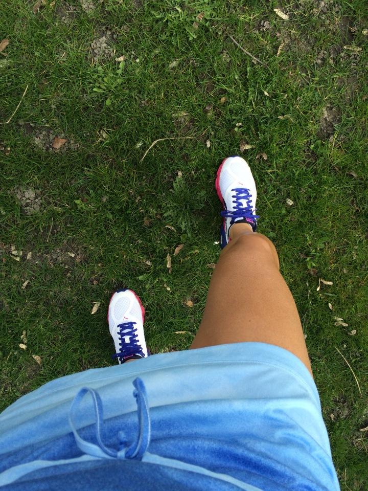 Running skirt