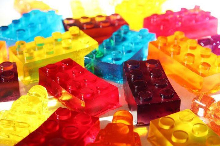 Lego jellies