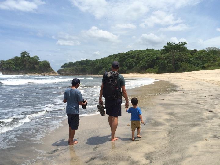 Costa Rica met kids
