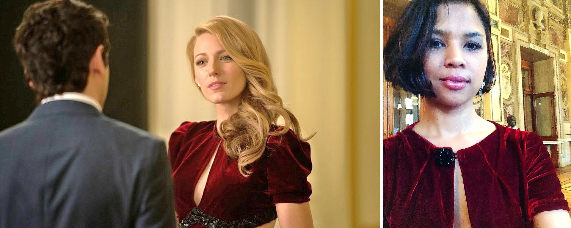 Age of Adeline dress remake