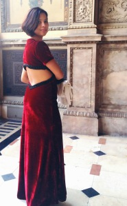 Age of Adeline dress