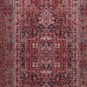 Perzisch tapijt behang