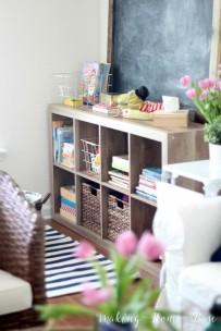 Pinterest of persoonlijk: stylish toy storage